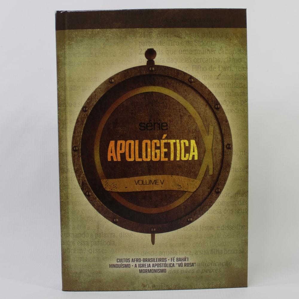 Box 6 Livros | Série Apologética