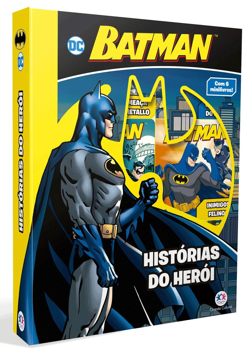 Box Batman - Histórias do Herói