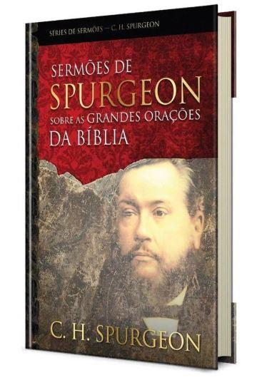Box Charles Spurgeon   Aviva a tua Obra - Homem que Deus Usa - Sermões grandes orações
