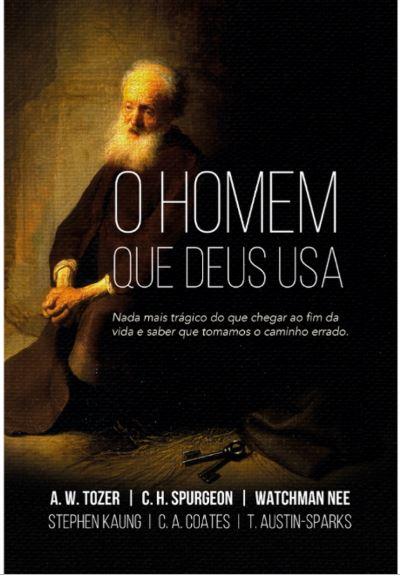 Box Charles Spurgeon | Aviva a tua Obra | Homem que Deus Usa | Sermões grandes orações