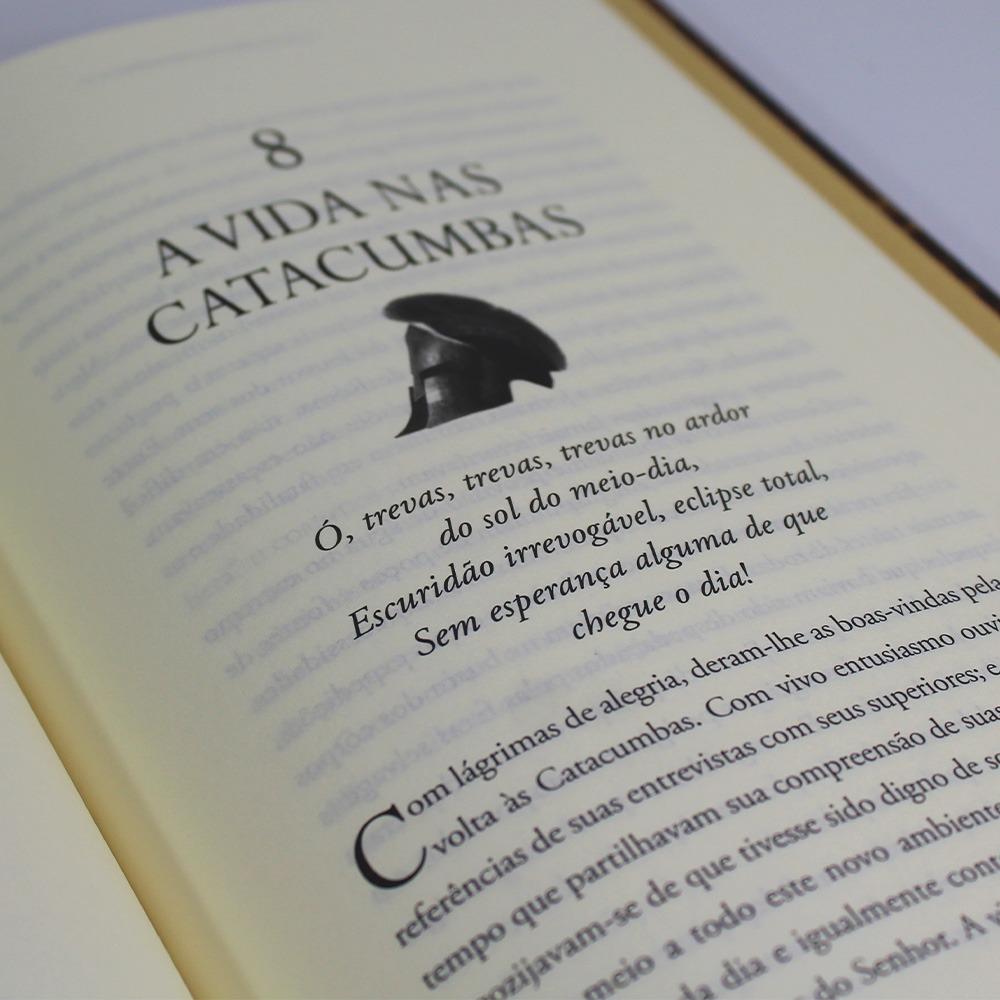 Box Clássicos: O Peregrino | O Mártir das Catacumbas | O Refúgio Secreto