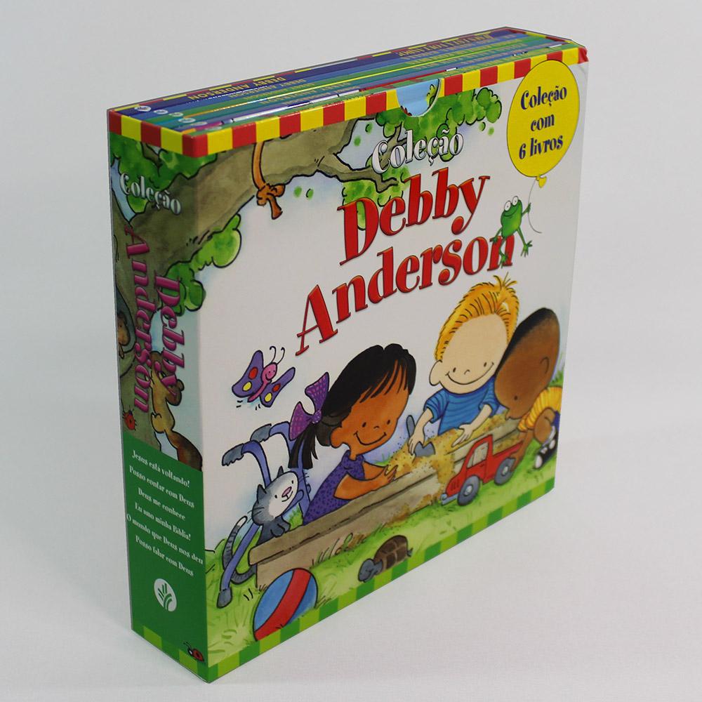 Box Conhecendo a Deus - Debby Anderson