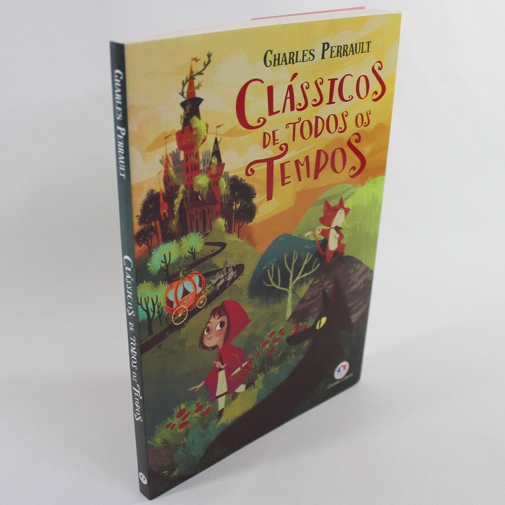 Box Contos de Fadas | 4 Livros