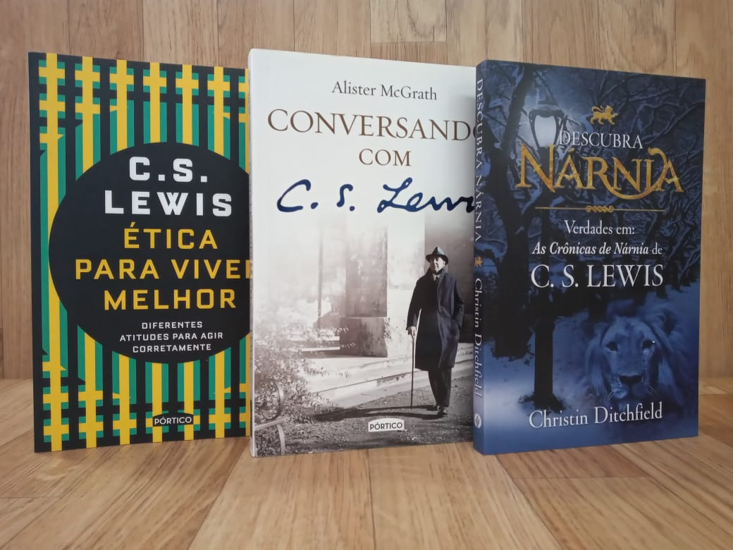 Box Conversando com C.S. Lewis