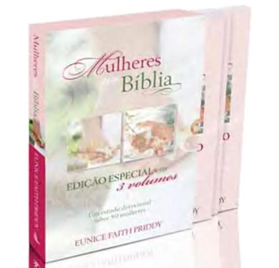 Box Mulheres na Bíblia Edição Especial
