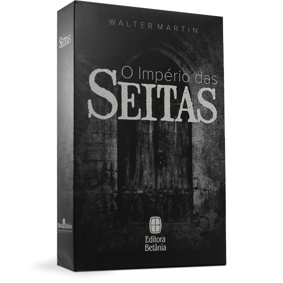 Box O Império das Seitas   Walter Martin