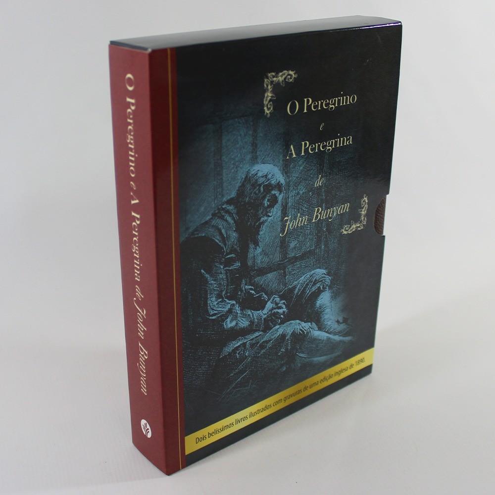 Box: O Peregrino e a Peregrina | John Bunyan