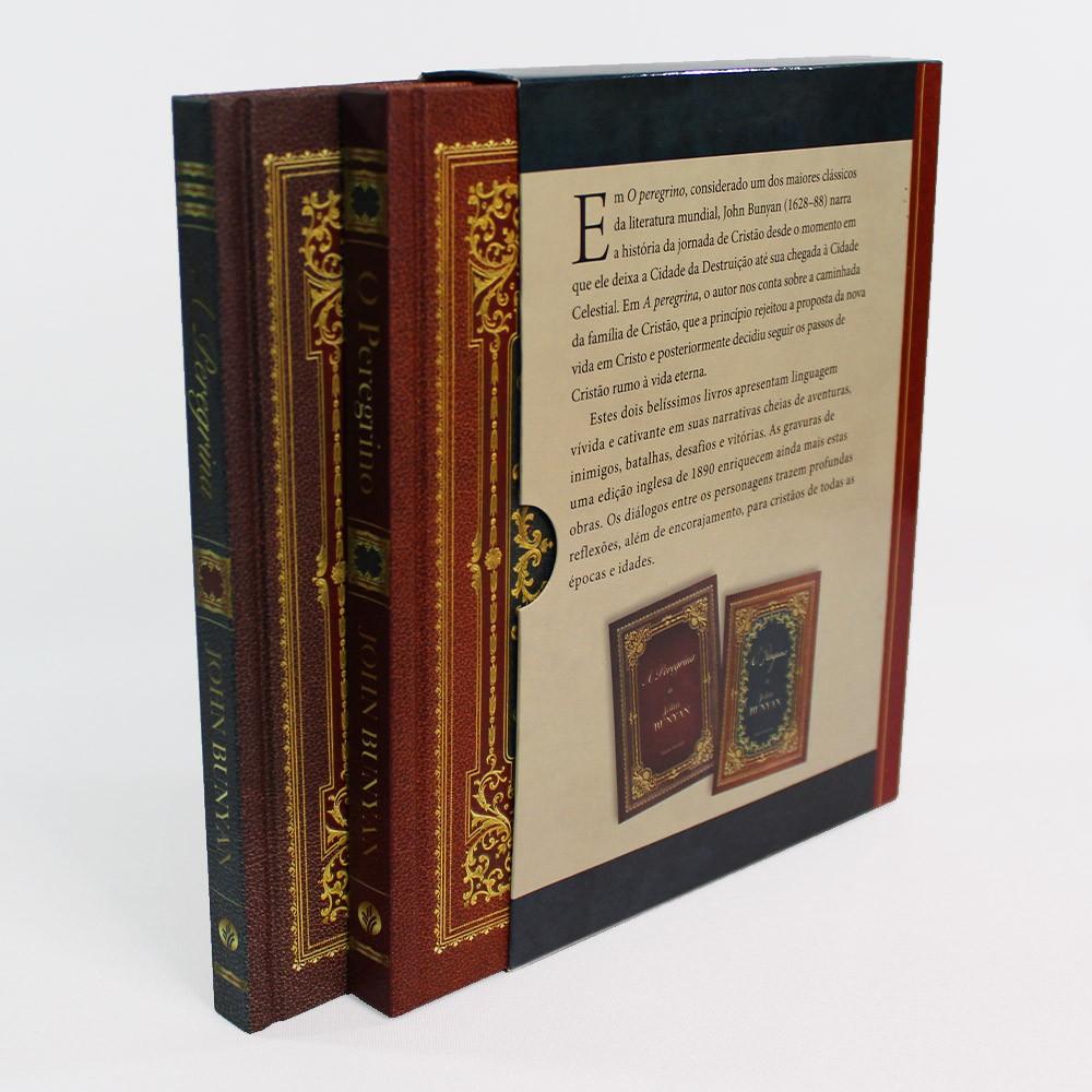 Box O Peregrino e a Peregrina   John Bunyan