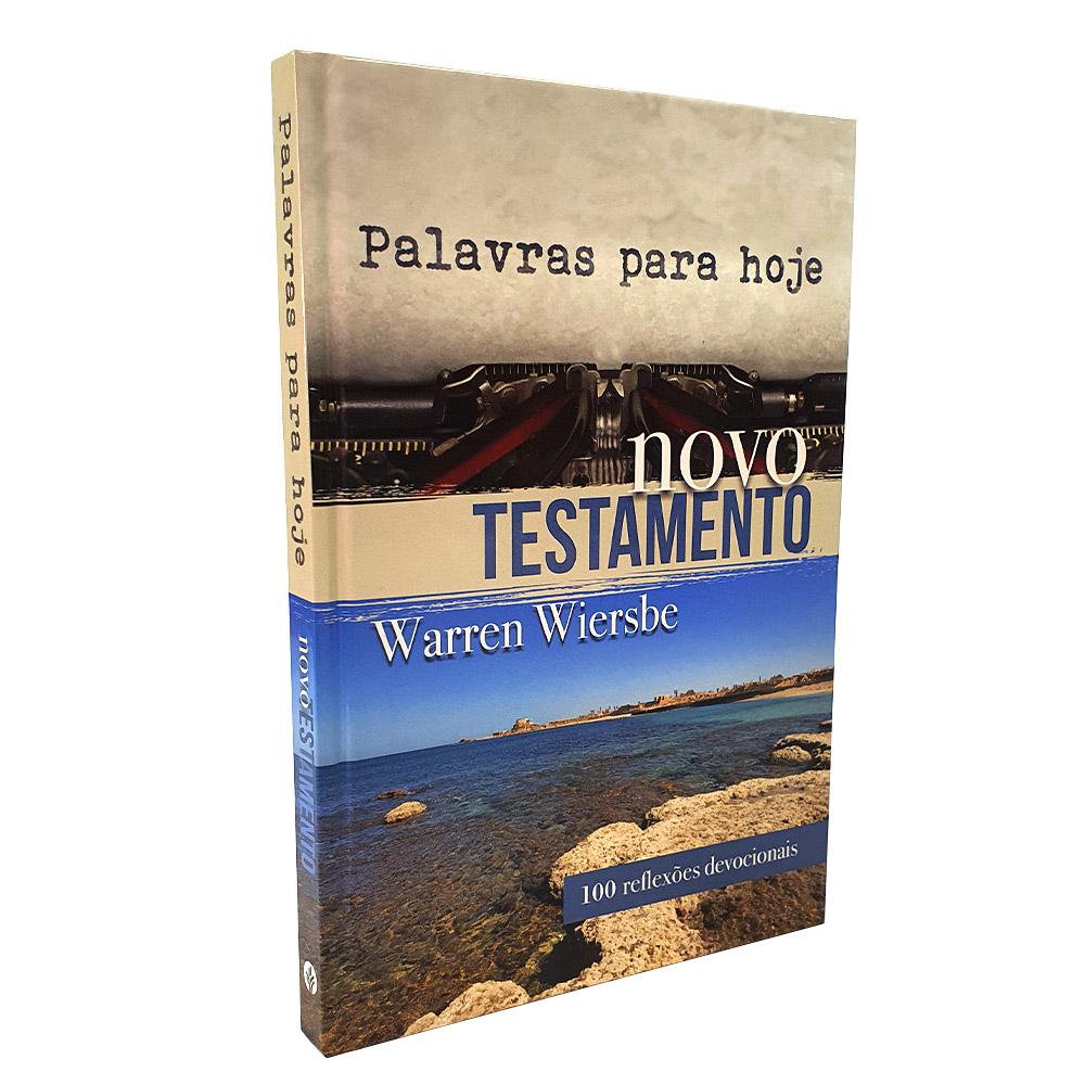 Box Palavras para Hoje   Warren Wiersbe