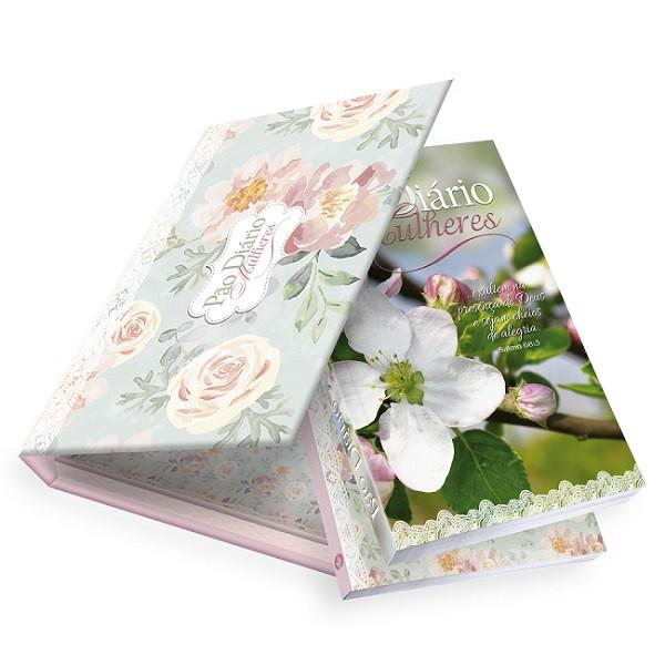 Box Pão Diário Mulheres Edição Presente - Seja Cheias de Alegria