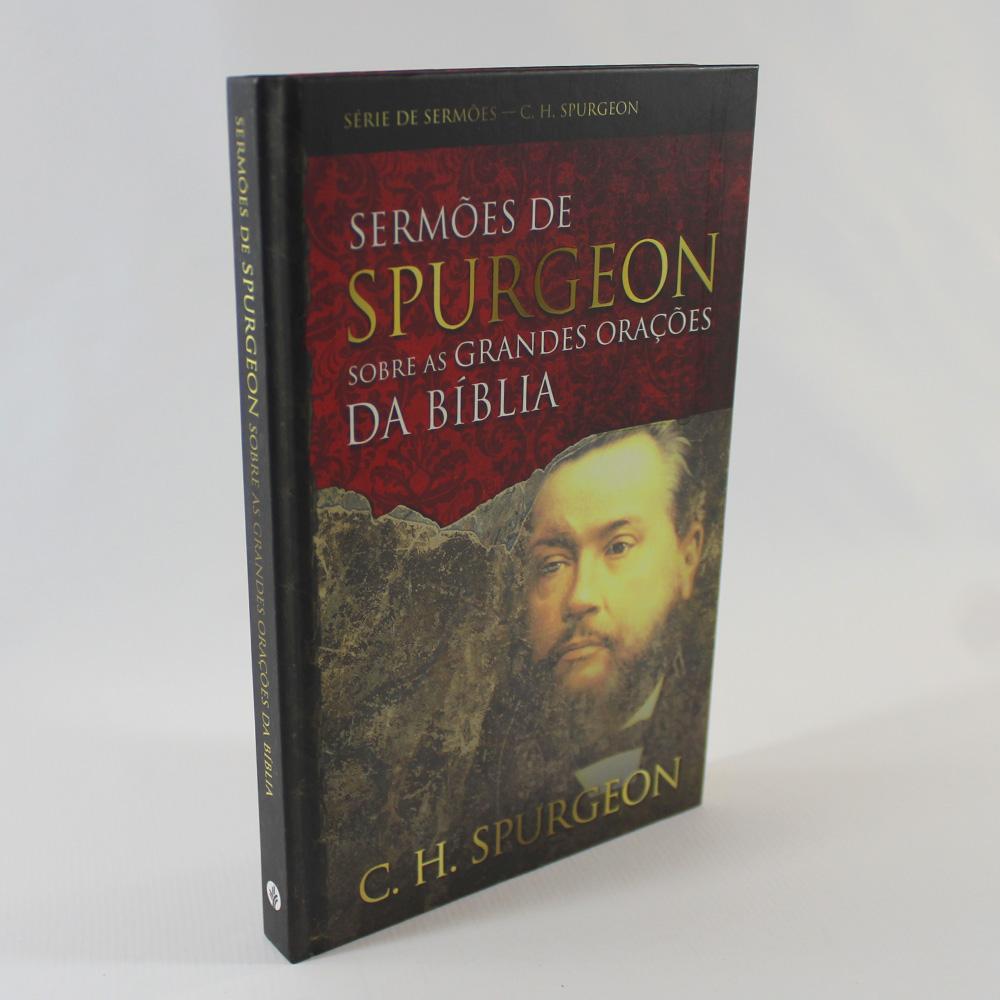 Box Sermões de Charles Spurgeon | 3 Livros