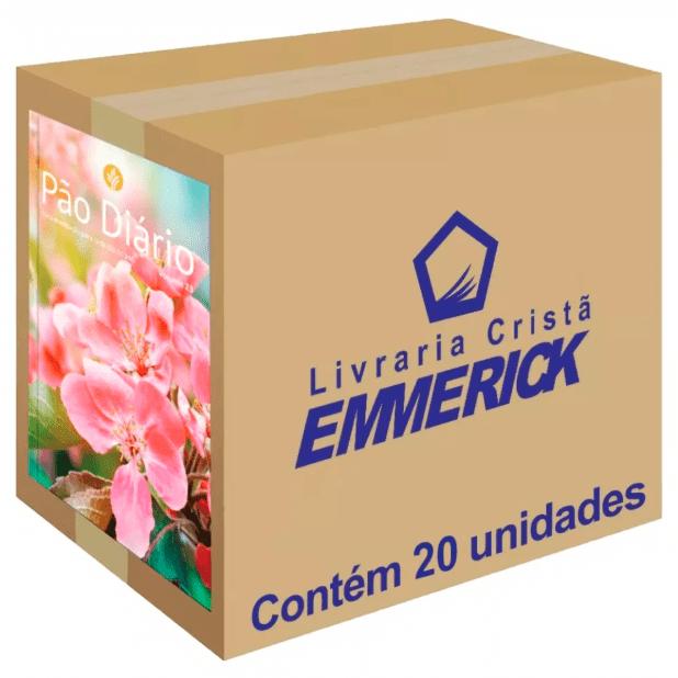 Caixa Pão Diário 2020 Feminino 20 unidades