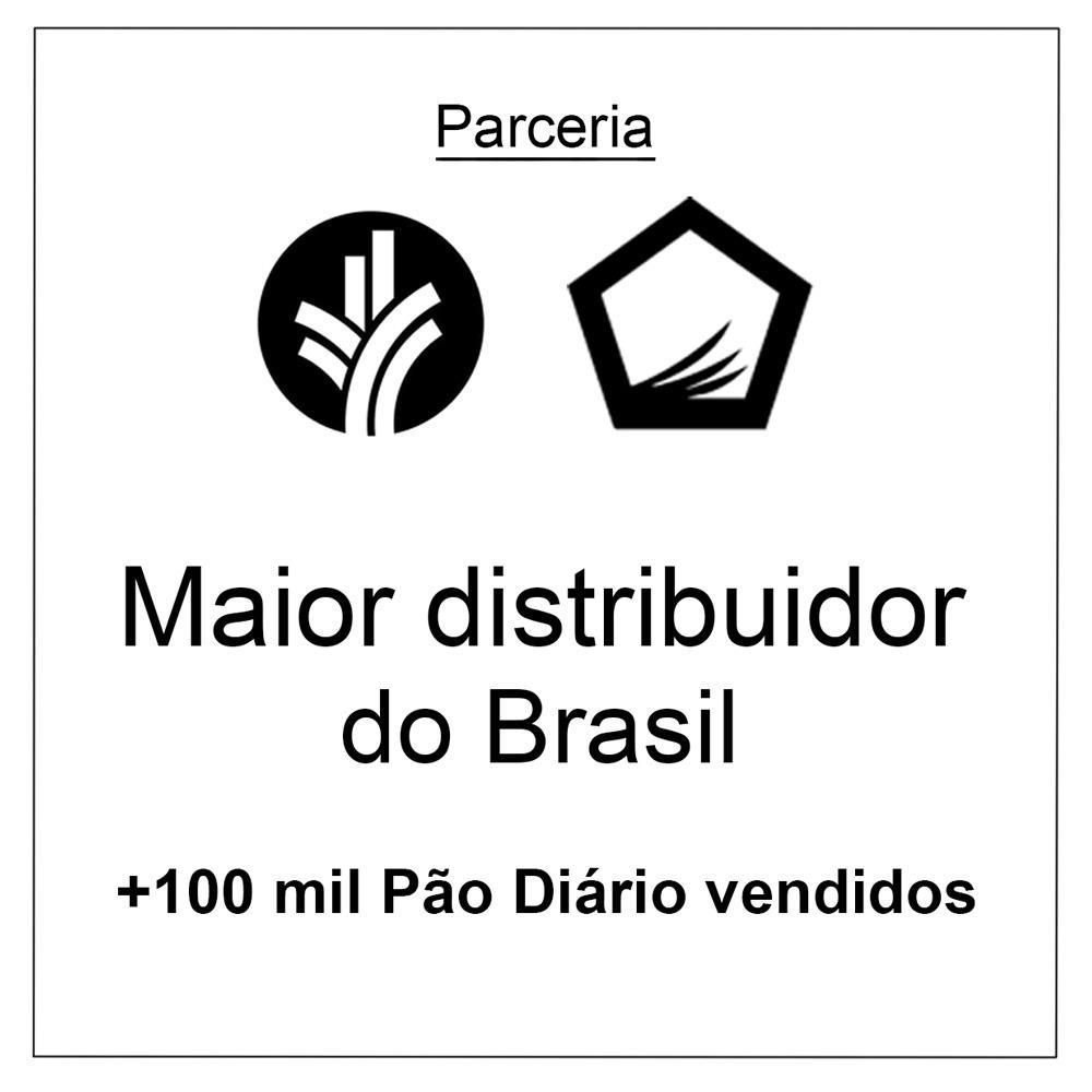 Caixa Pão Diário Vol. 24 | Ano 2021 | Flores | 50 Unidades