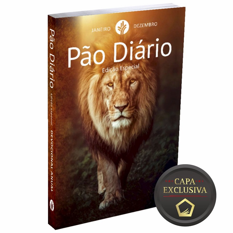 Caixa Pão Diário Vol. 24 | Ano 2021 | MIX 10 Unidades
