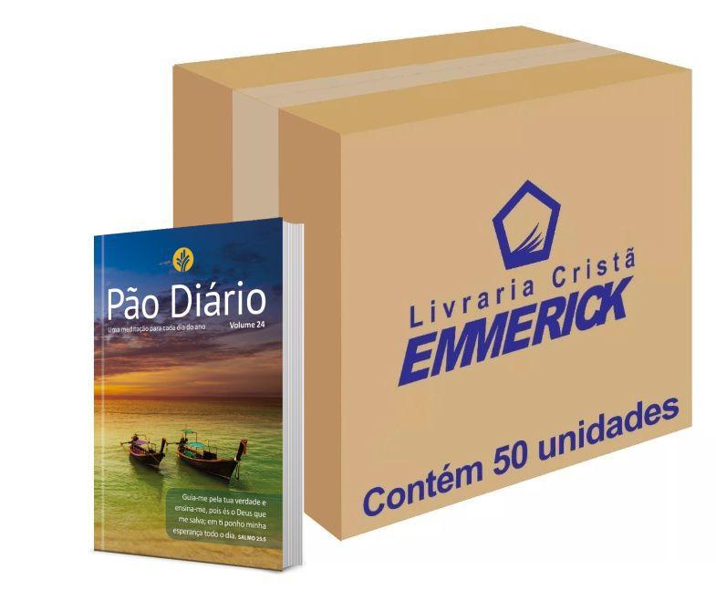 Caixa Pão Diário Vol. 24 - Ano 2021 - Paisagem   50 unds.