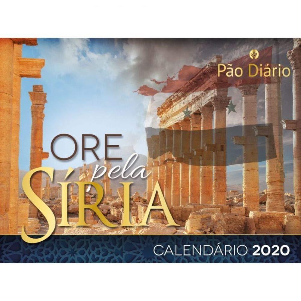 Calendário de Parede Pão Diário 2020