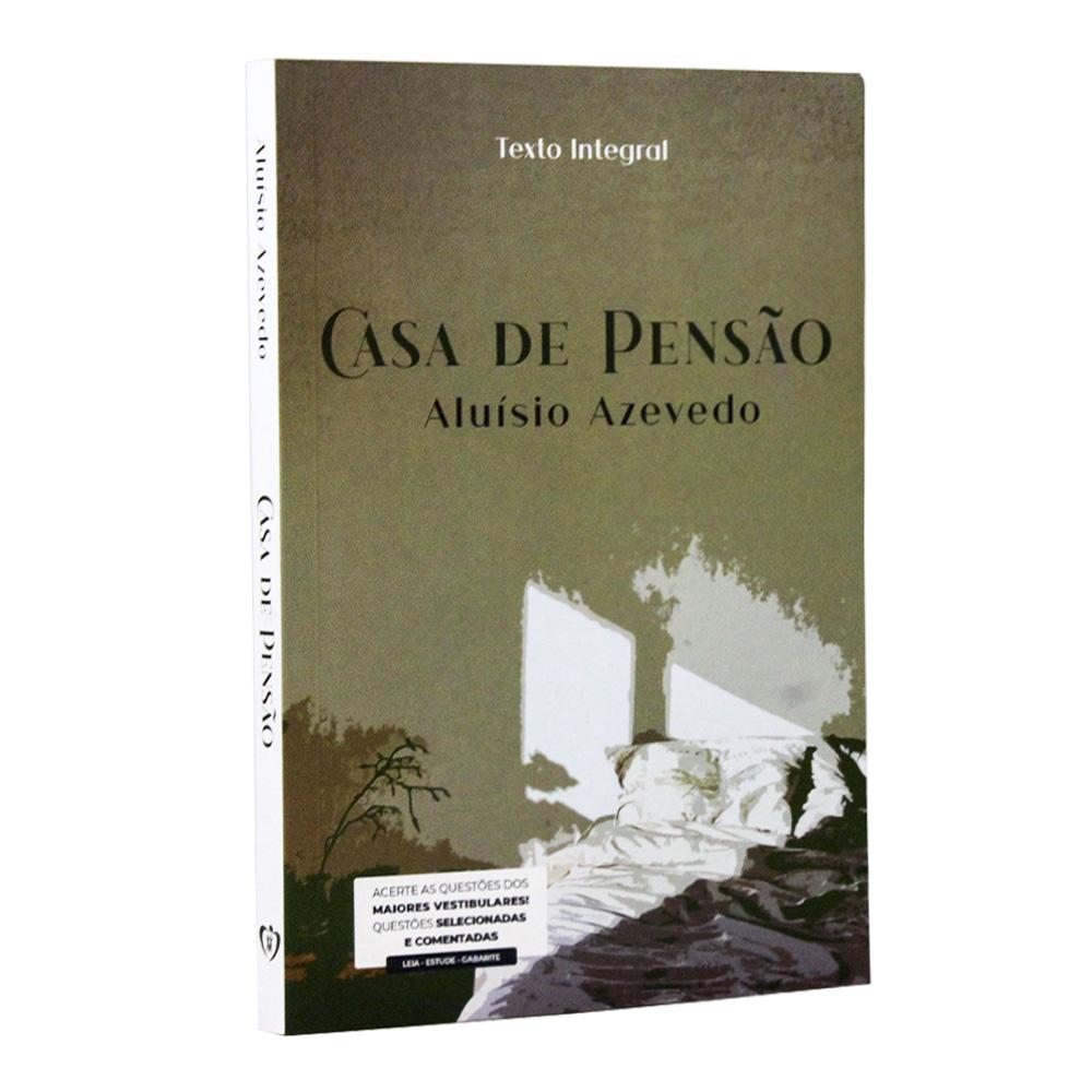 Casa de Pensão | Aluísio Azevedo | LFC