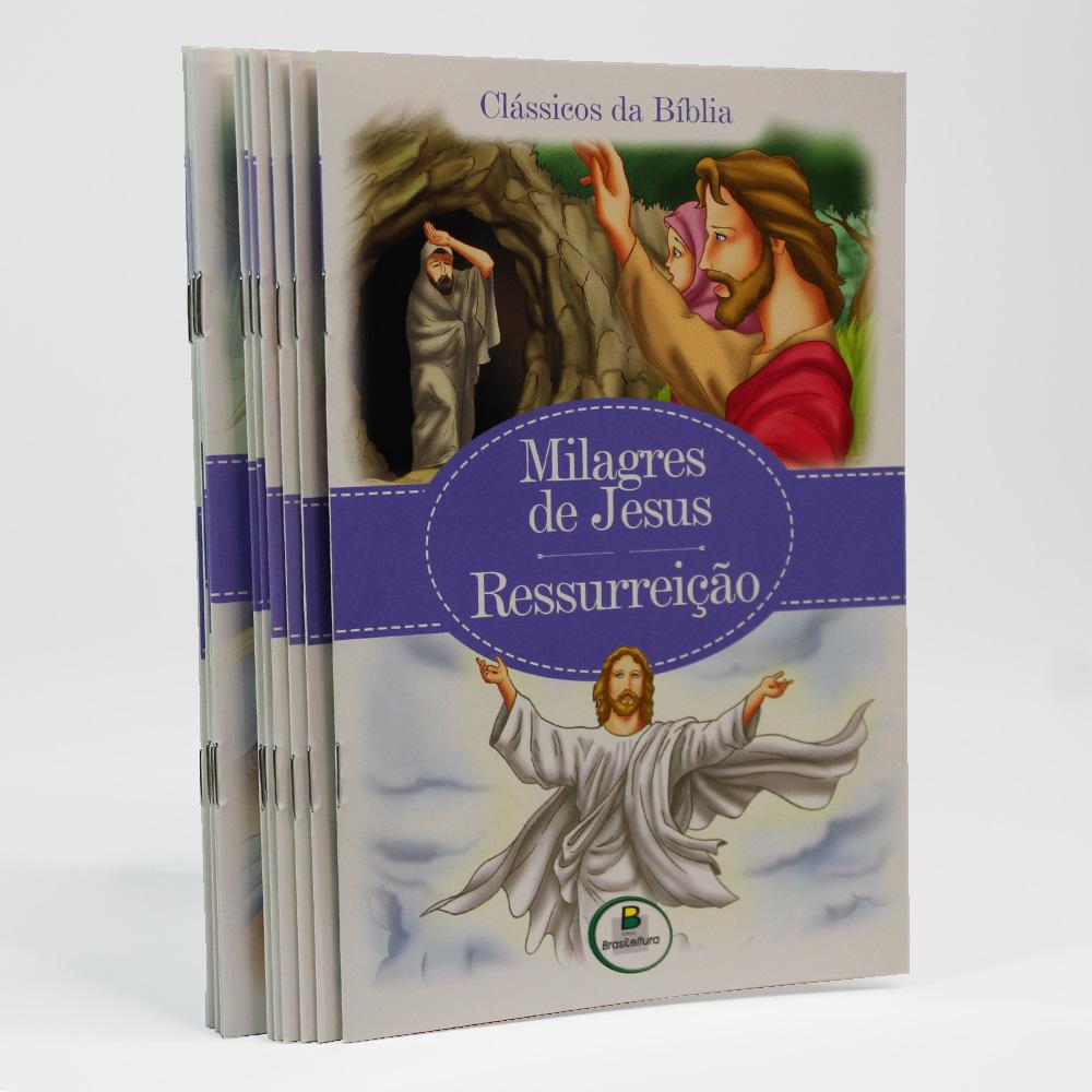 Clássicos Da Bíblia | Kit 10 Livros | Todolivro