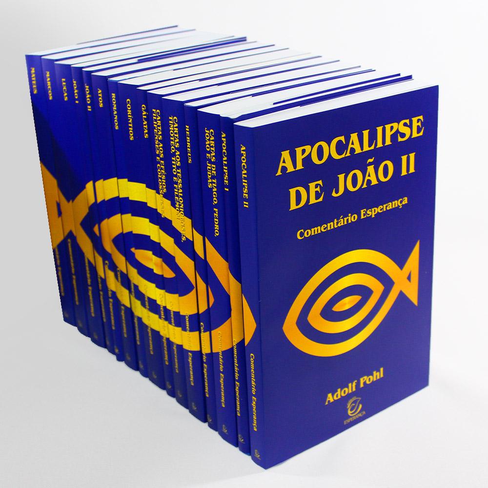Coleção Comentário Bíblico Esperança NT
