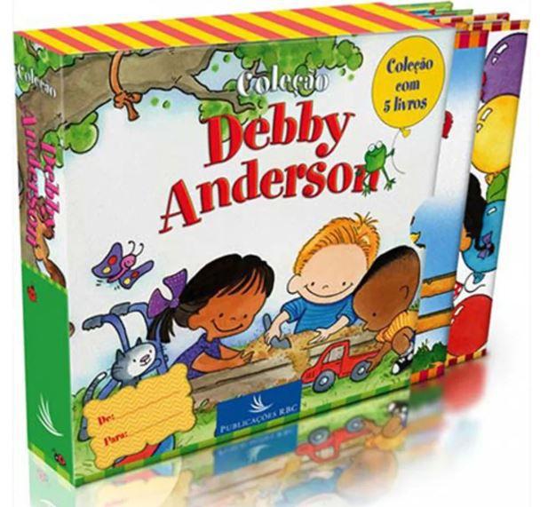 Coleção Debby Anderson Conhecendo a Deus