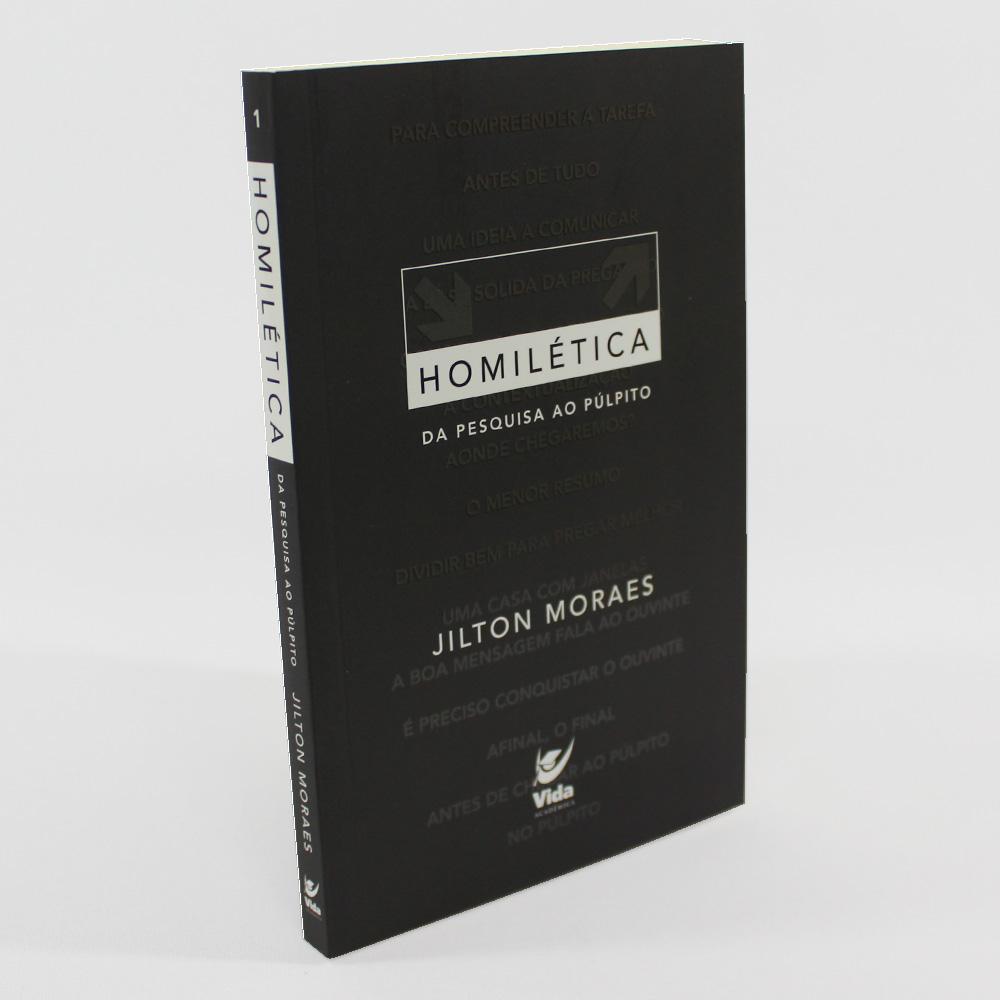 Coleção Homilética   Jilton Moraes