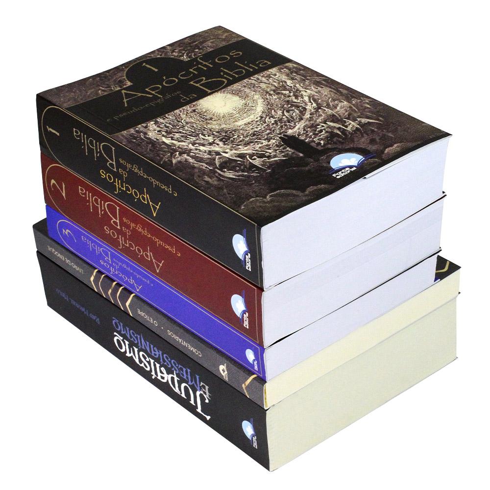 Combo Teológico 3 | 5 Livros