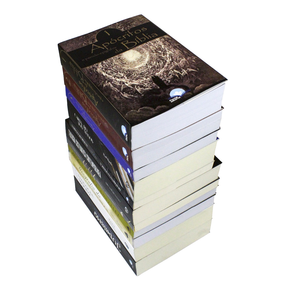 Combo Teológico 4 | 11 Livros