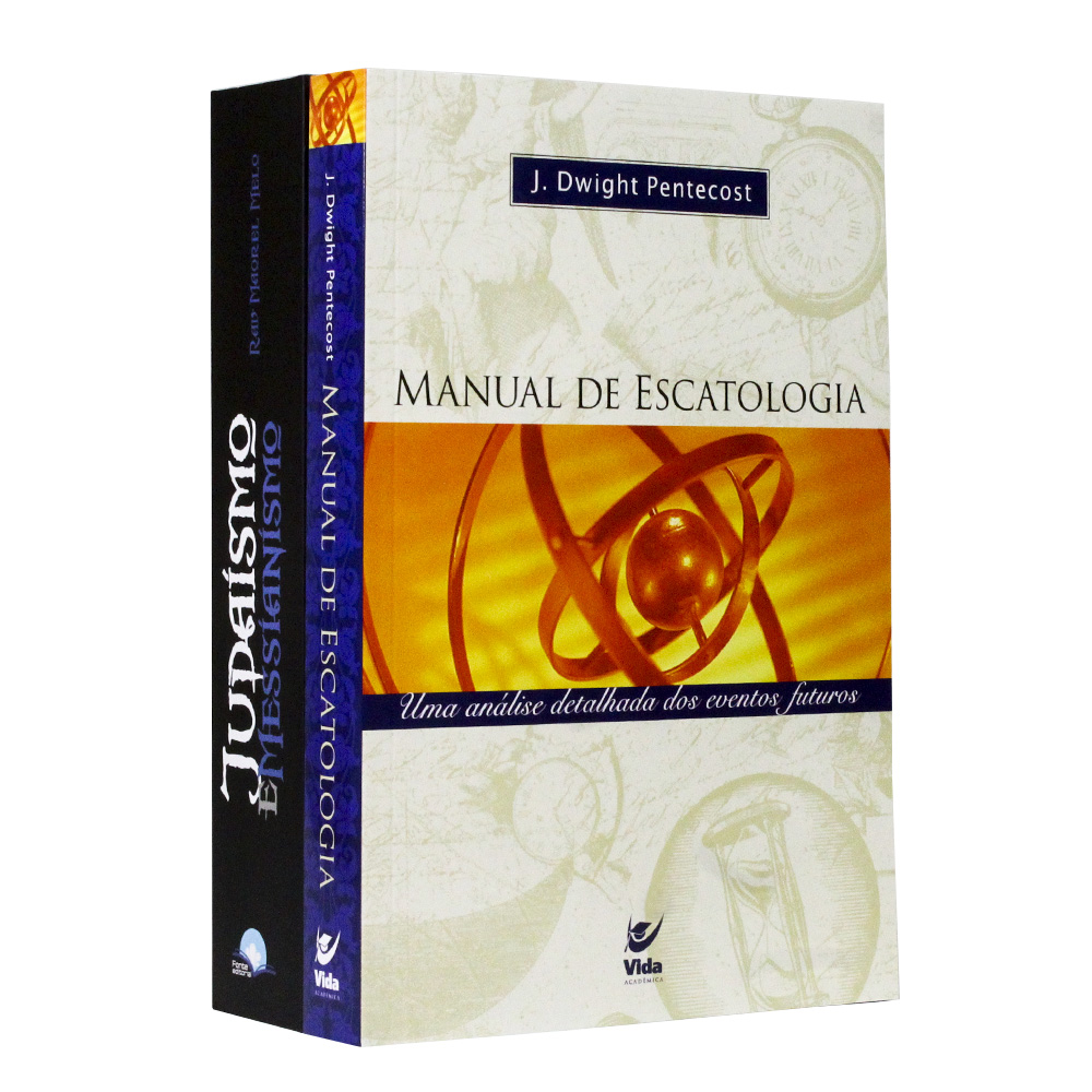 Combo Teológico 5 | 2 Livros