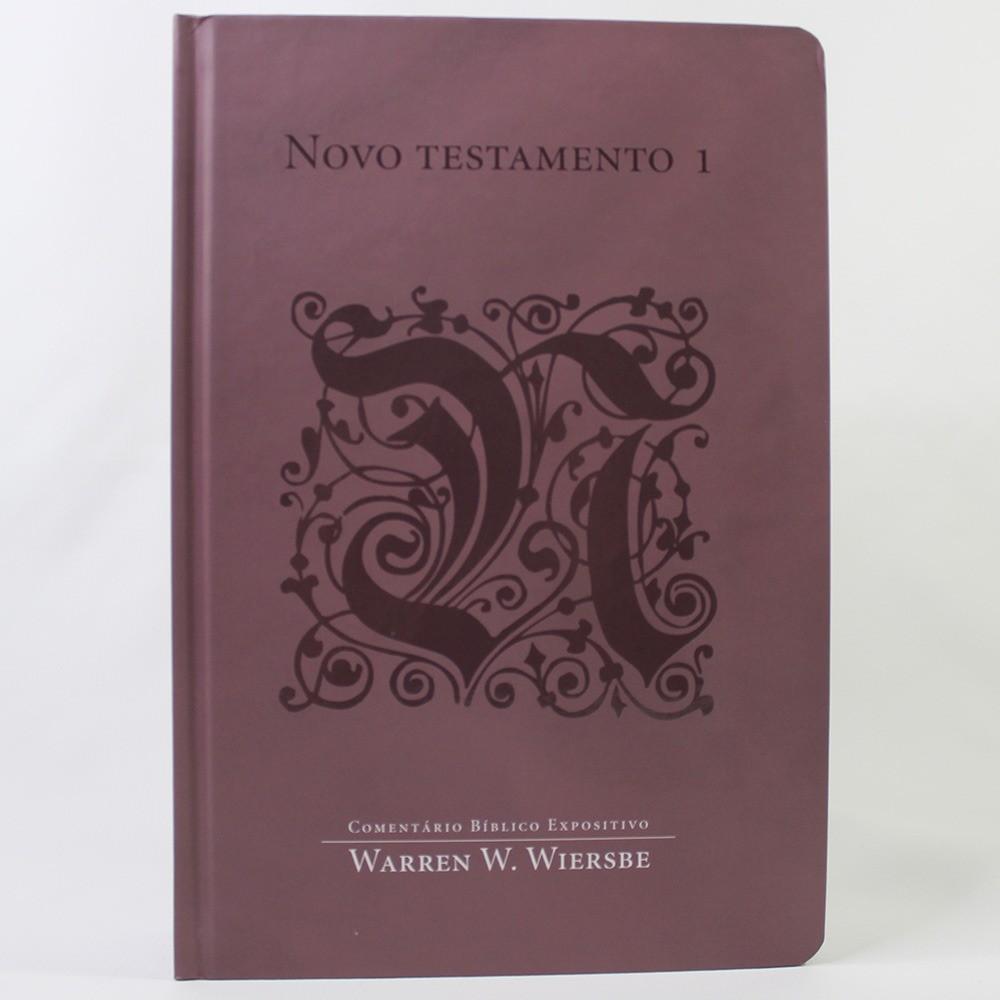 Comentário Bíblico expositivo Wiersbe - 6 Volumes