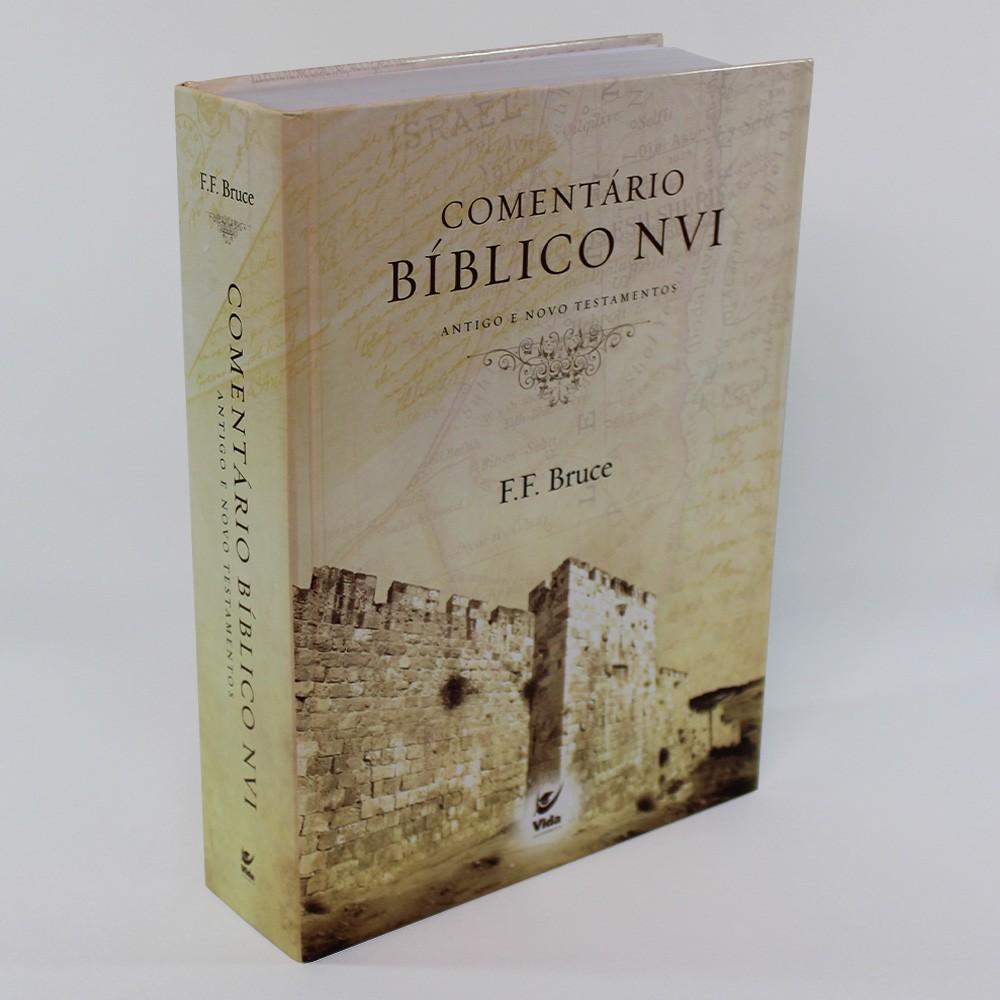 Comentário Bíblico NVI Antigo e Novo Testamento
