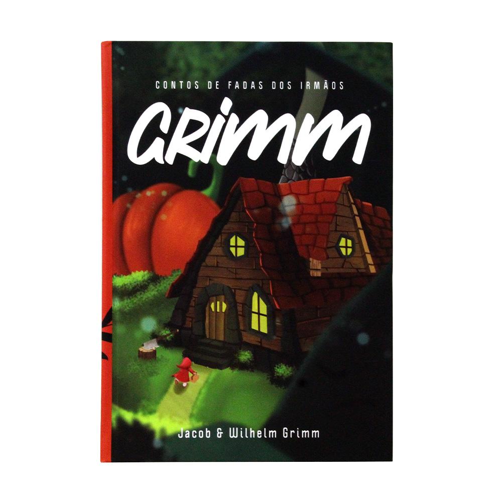 Contos de Fadas dos Irmãos Grimm | Capa Dura