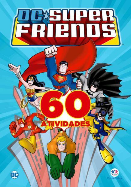 DC Super Friends - 60 Atividades