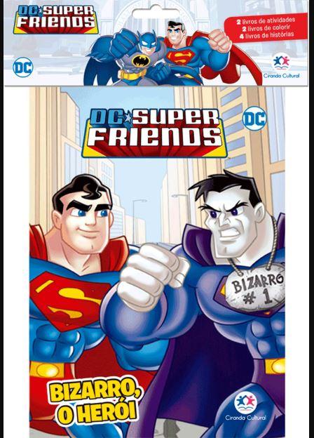 DC Super Friends | Embalagem Econômica