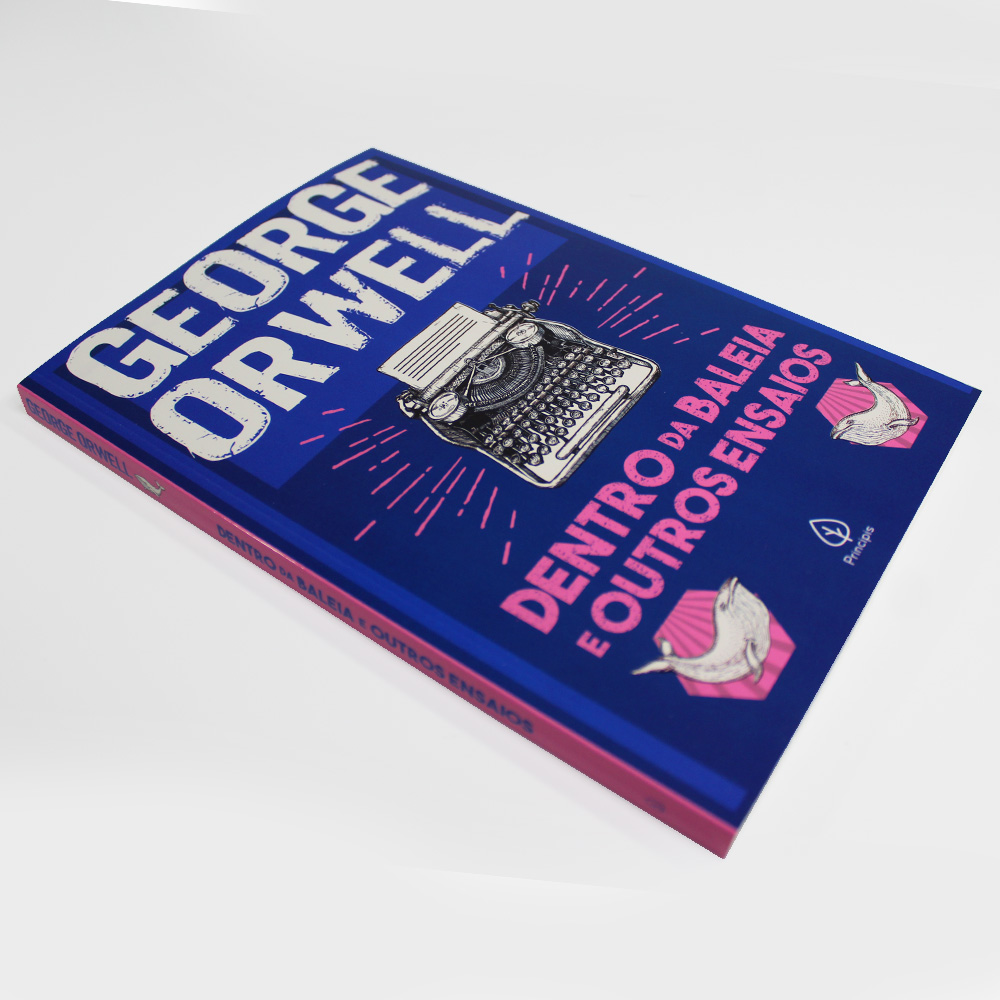 Dentro Da Baleia E Outros Ensaios | George Orwell | Ciranda
