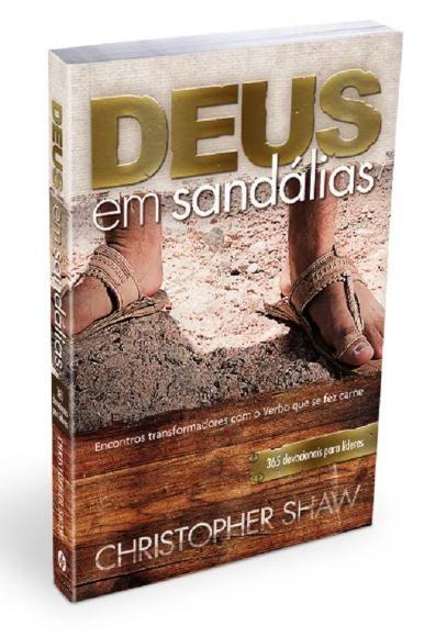 Deus em Sandálias