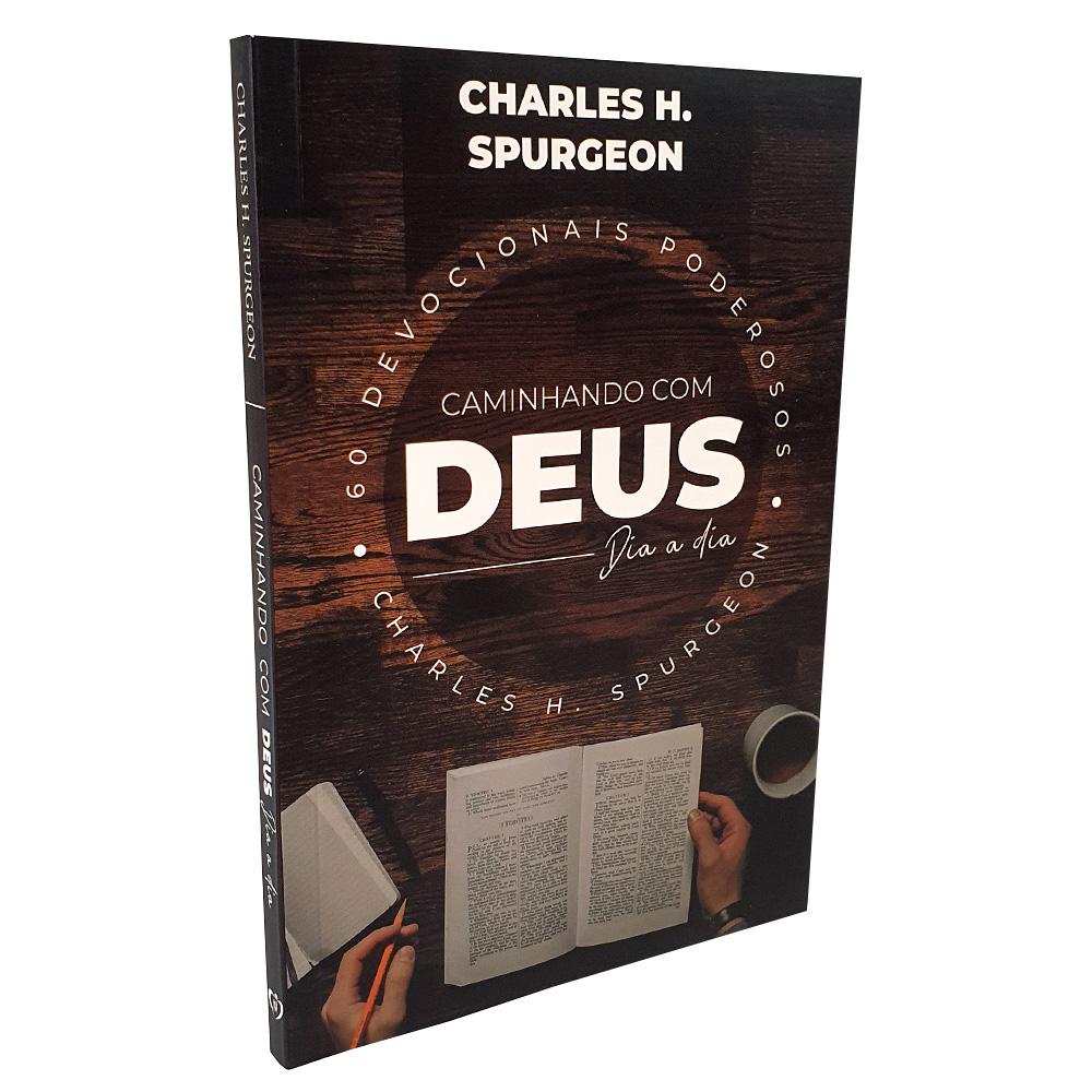 Devocional Caminhando com Deus Dia a Dia | Charles H. Spurgeon | Café