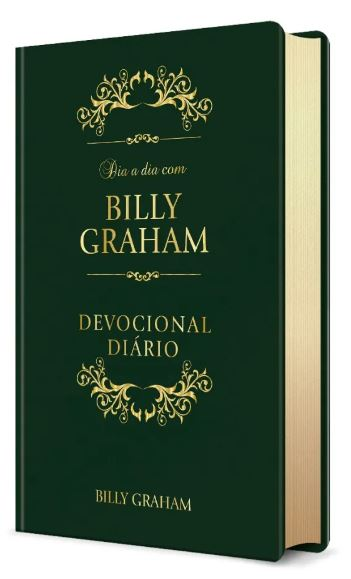 Dia a Dia com Billy Graham Edição Luxo