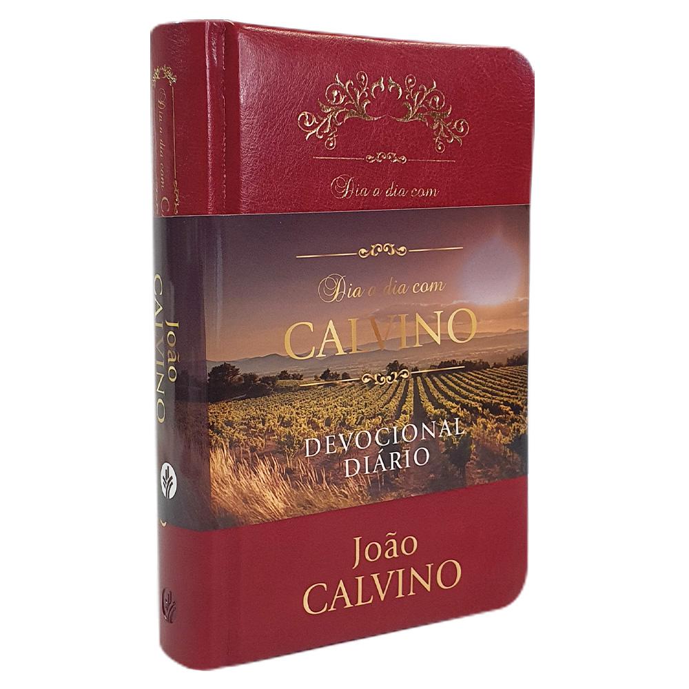 Dia a Dia com Calvino | Capa Couro