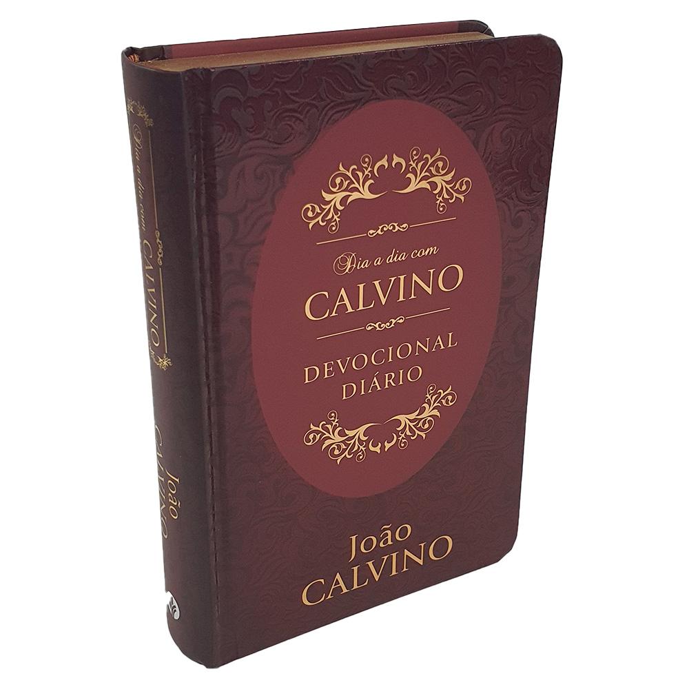 Dia a Dia com Calvino   Capa Dura