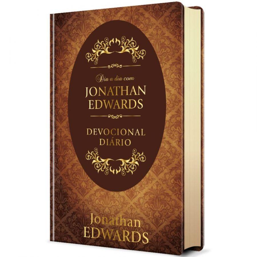 Dia a Dia com Jonathan Edwards - Capa Dura
