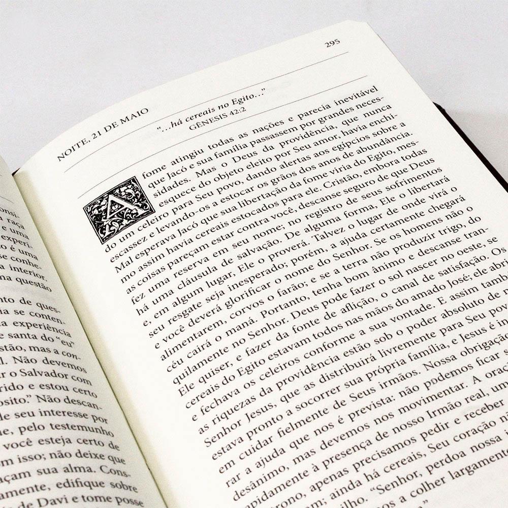 Dia a Dia Com Spurgeon Edição Luxo