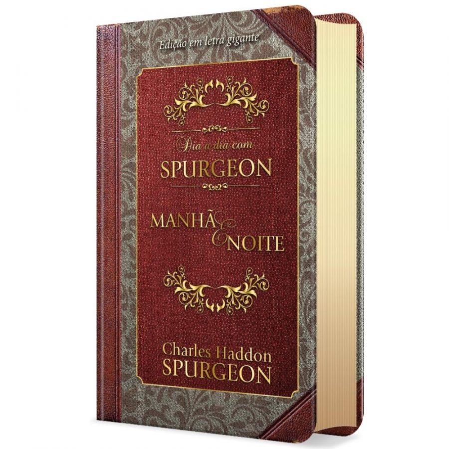 Dia a Dia com Spurgeon Edição Presente | Capa Dura