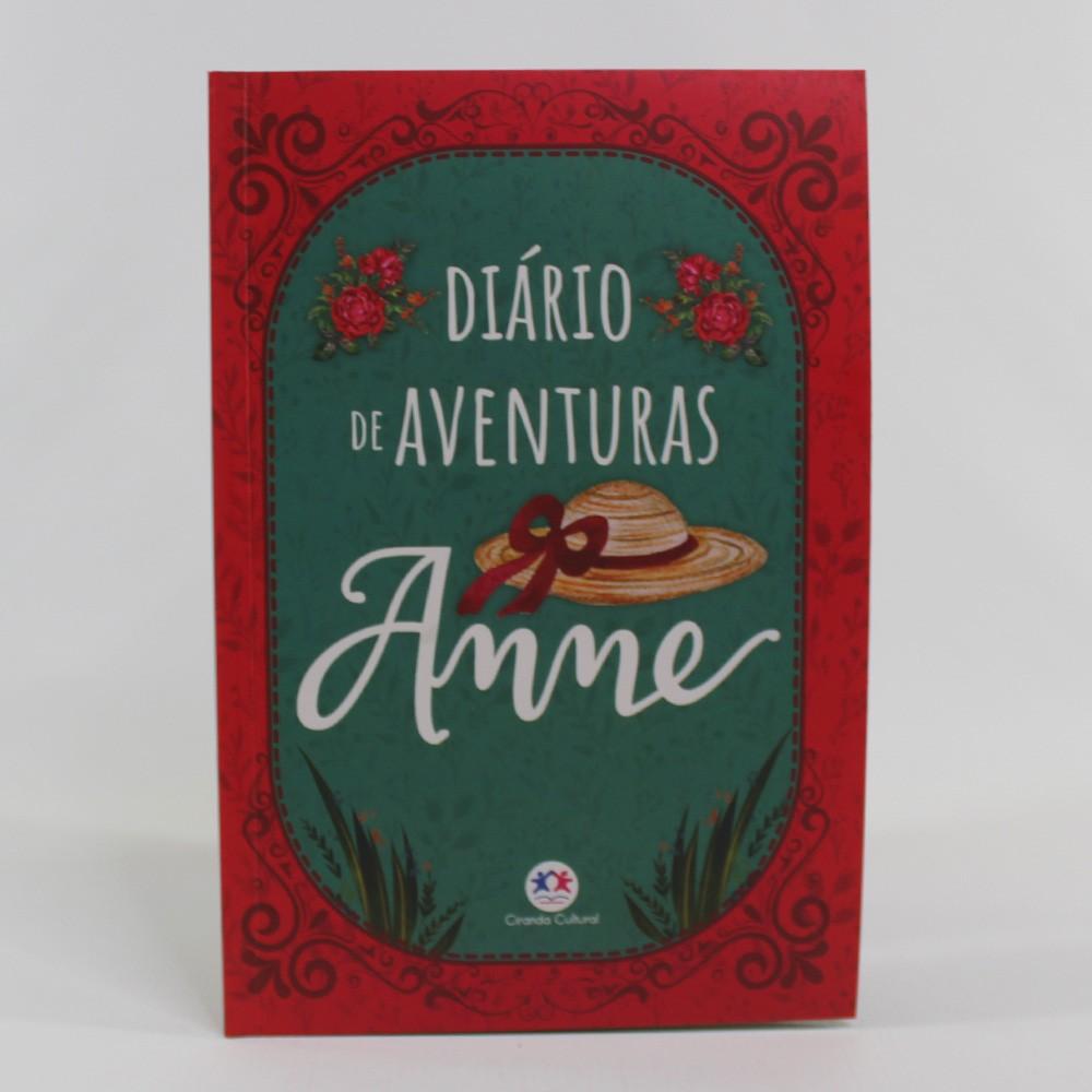 Diário de Aventuras Anne