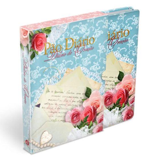Diário de Oração - Pão Diário Louvarei - Edição Presente
