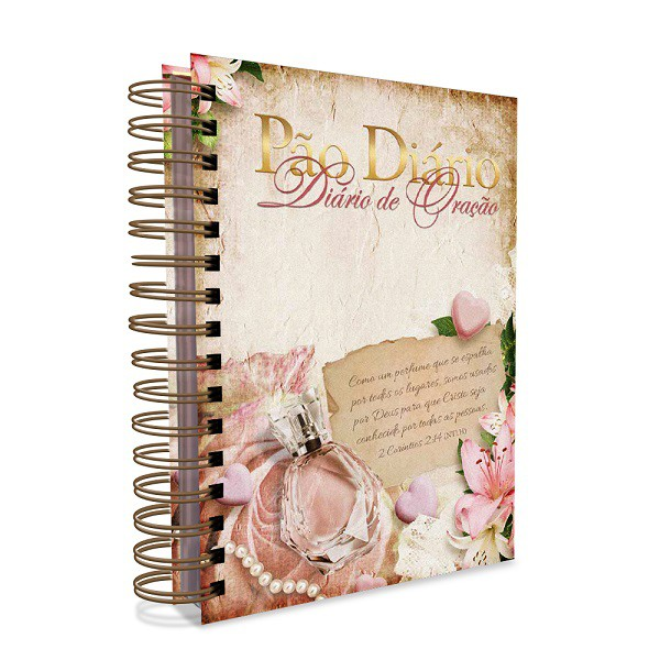 Diário de Oração - Pão Diário - Perfume