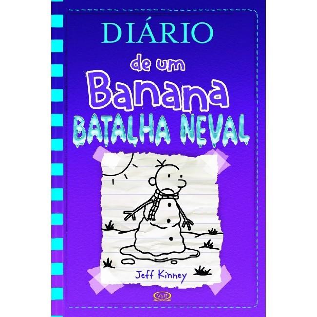 Diário de um Banana Vol. 13 - Batalha Neval - Capa Dura