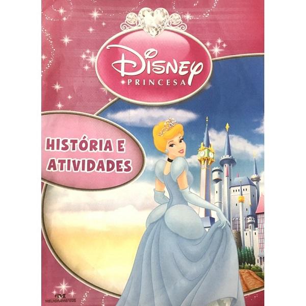 Disney Princesas - História e Atividades