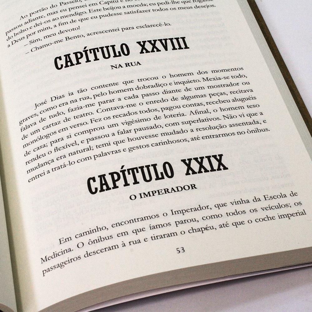 Dom Casmurro | Machado de Assis | LFC