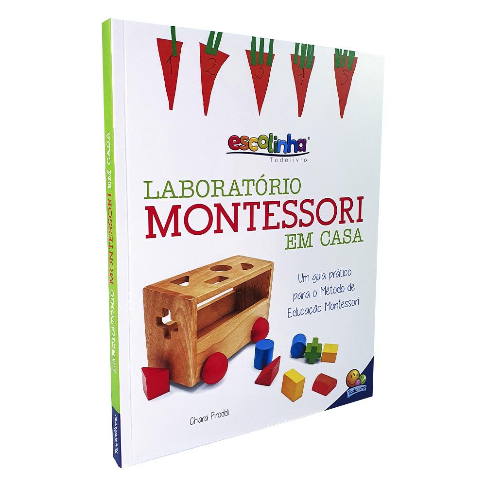 Escolinha Laboratório Montessori   Em Casa
