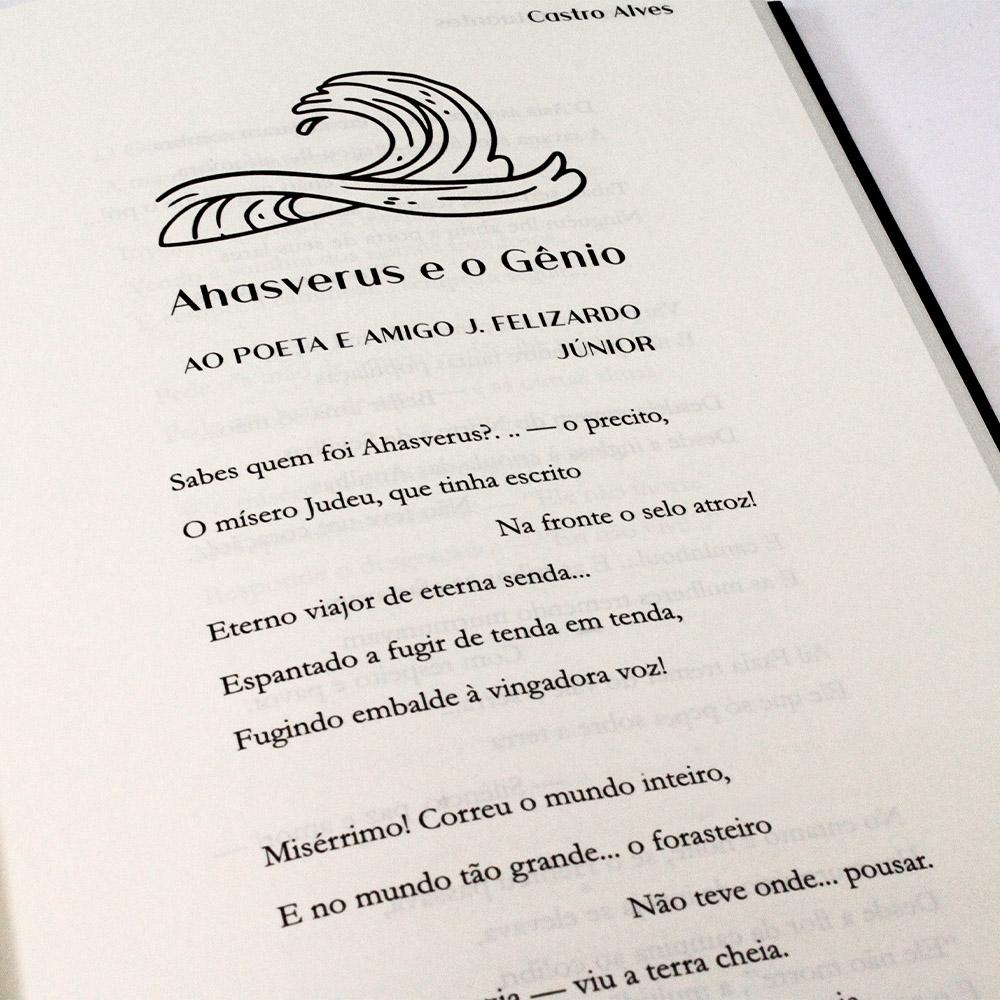 Espumas Flutuantes | Castro Alves | LFC